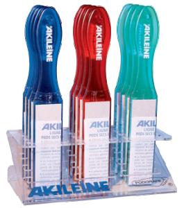 Akileïne podorape râpe biface