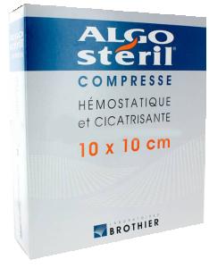 Algosteril compresse stérile 5x5
