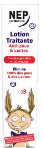 Lotion anti poux sans insecticide