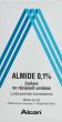 Almide 0,1%, collyre en récipient unidose